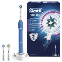 Електрическа четка за зъби Oral-B Professional Care 3000 Cross