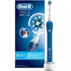 Електрическа четка ORAL-B PRO 2000 Cross Action