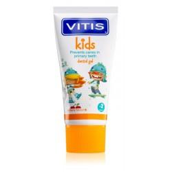 Pasta de dinti VITIS KIDS Gel 3+ - 50ml