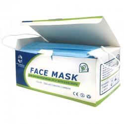 Медицински маски с ластик 50 броя