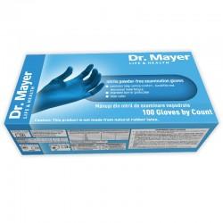Manusi examinare nitril Blue marimea L Dr. Mayer