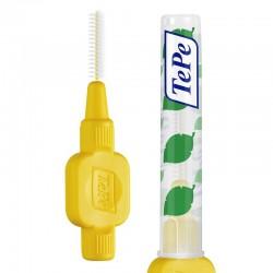 Periuta interdentara TePe Original 0.7mm Yellow 8 bucati