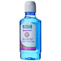 Вода за уста Gum Sensivital 300ml