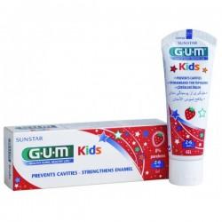 Детска паста за зъби Gum Kids Toothpaste 2-6 Ani 50ml