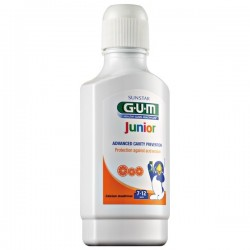 Вода за уста GUM Junior Rinse 7-12 години 300ml