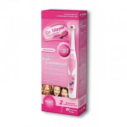 Детска eлектрическа четка за зъби GTS1000-P Pink Dr.Mayer