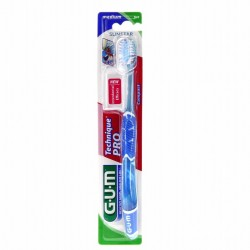 Четка за зъби Gum Technique Pro Compact Medium