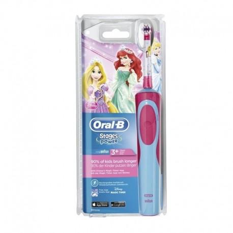 Електрическа четка Oral-B D12.513.K Принцеса за деца