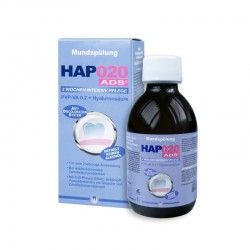 Вода за уста Curasept HAP 020 PVP-PA ADS 200ml